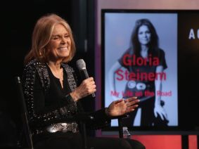 My Life on the Road Gloria Steinem